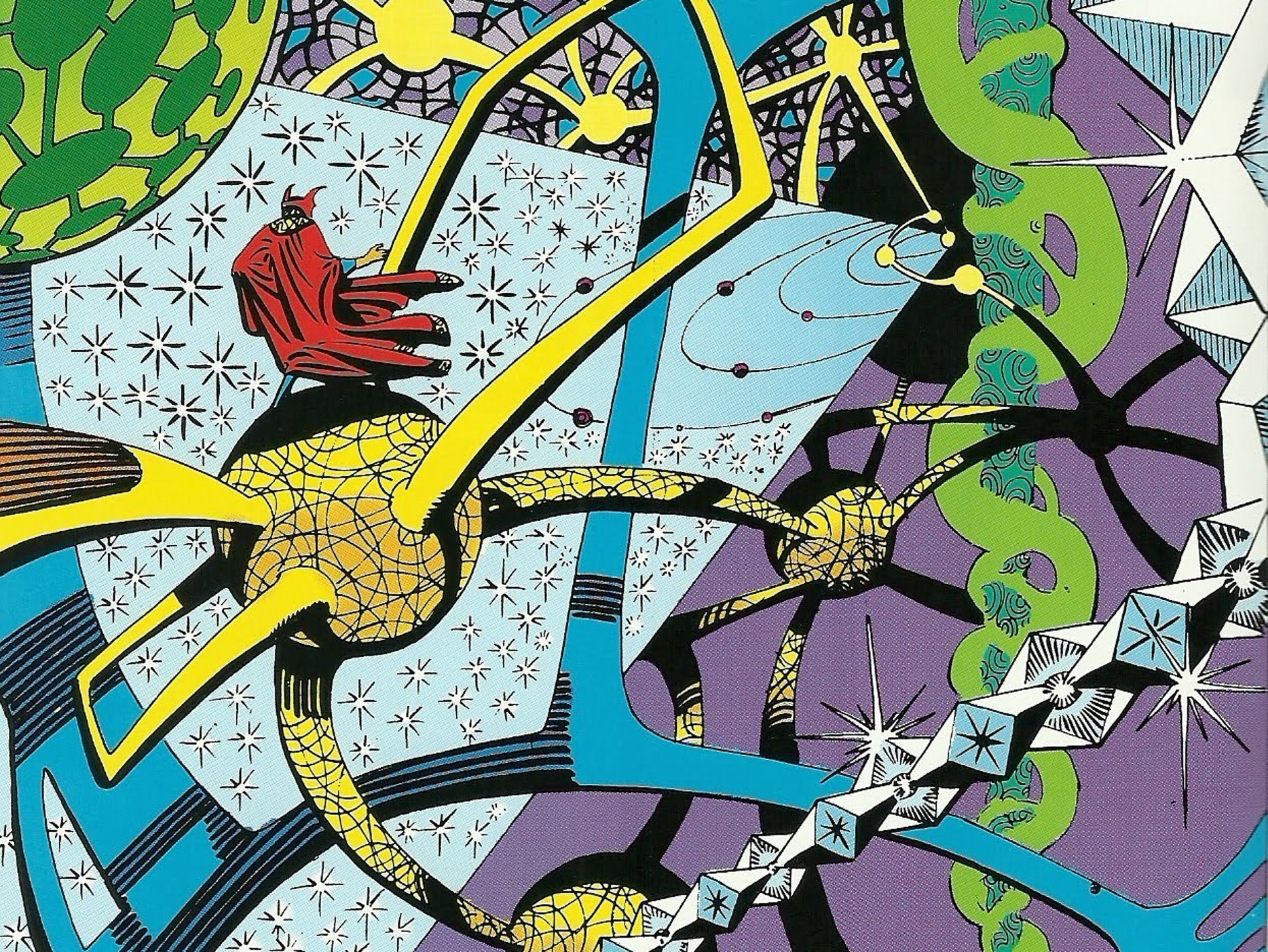 5 'Doctor Strange' Comics to Read Before and After the Movie