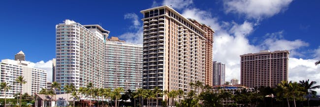 Hawaii Hotels Free Stock Photo - Public Domain Pictures