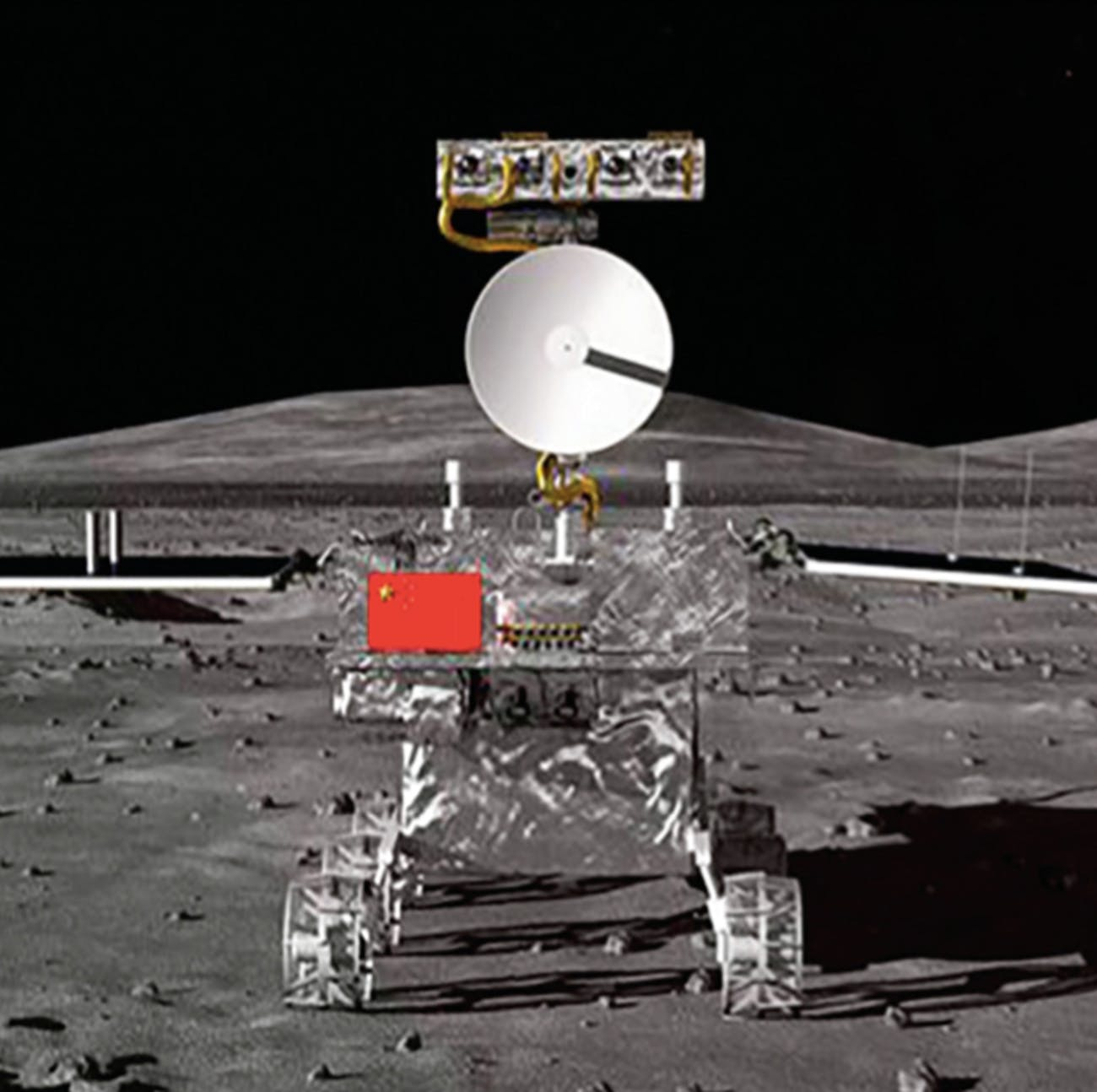 chang'e 4 moon nasa cnsa