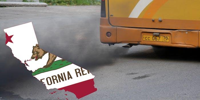 Emissions California