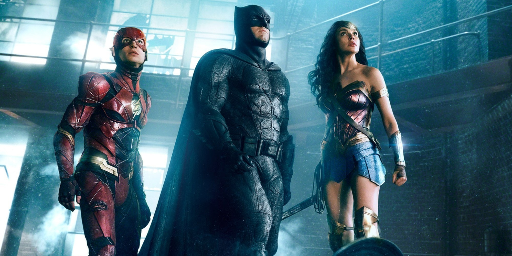 Justice League Entertainment Weekly