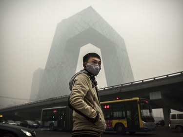 Pollution Won't Kill You, Says Climate Skeptic Conference