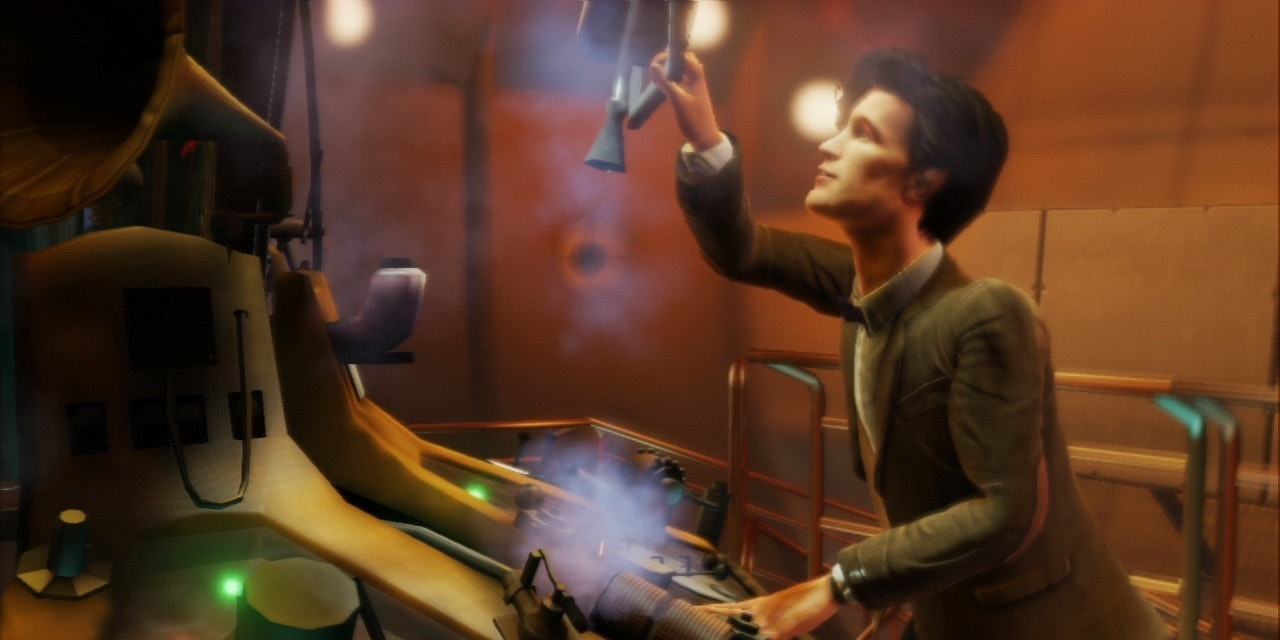 After 30 Long Years, Whovians May Get a Good 'Doctor Who' Video Game