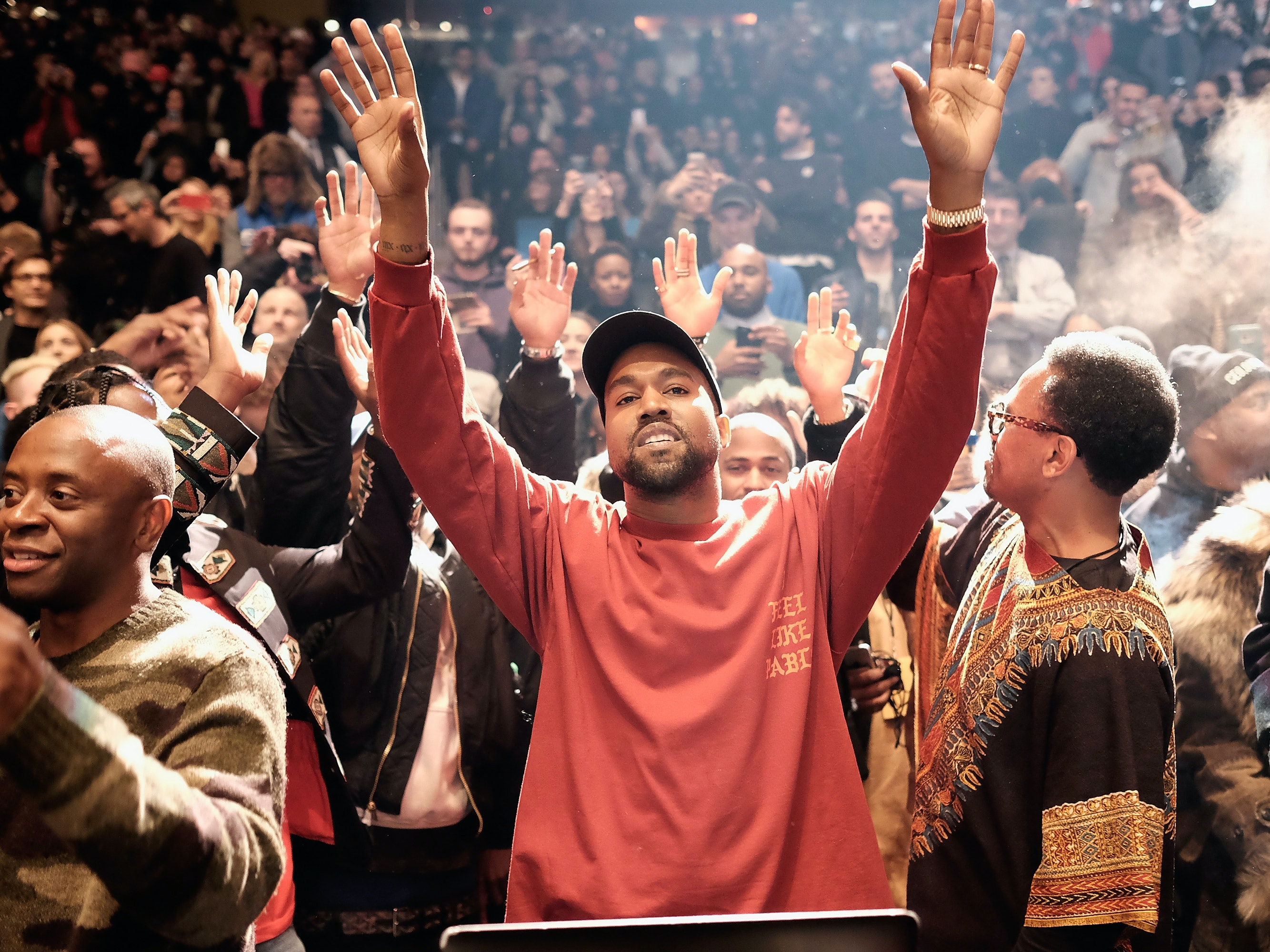 Science: Kanye West Isn't Indecisive, He's Just Emotionally Complex