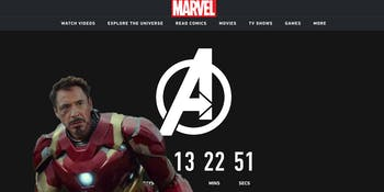 Avengers 4 Release Date Countdown