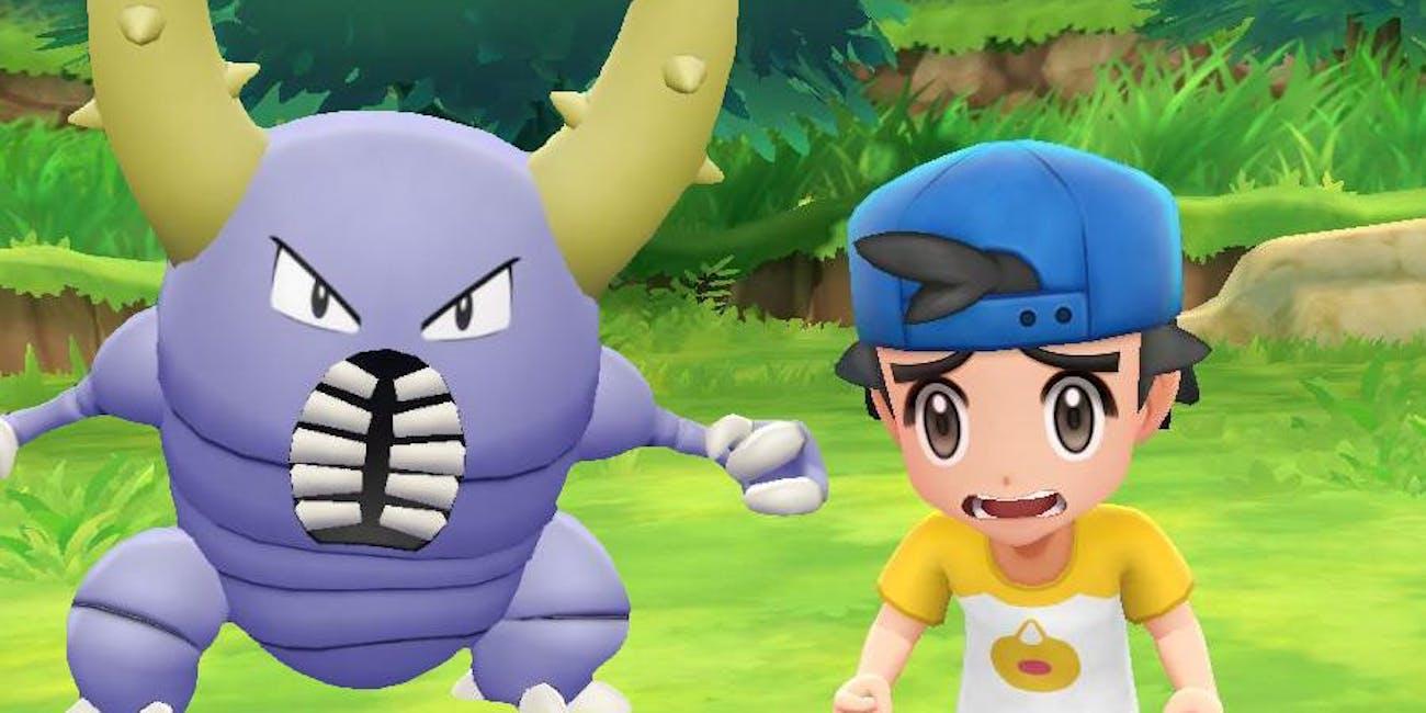 'Pokemon: Let's Go' Shiny Pinsir