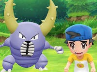 'Pokemon: Let's Go' Shiny Pinsir