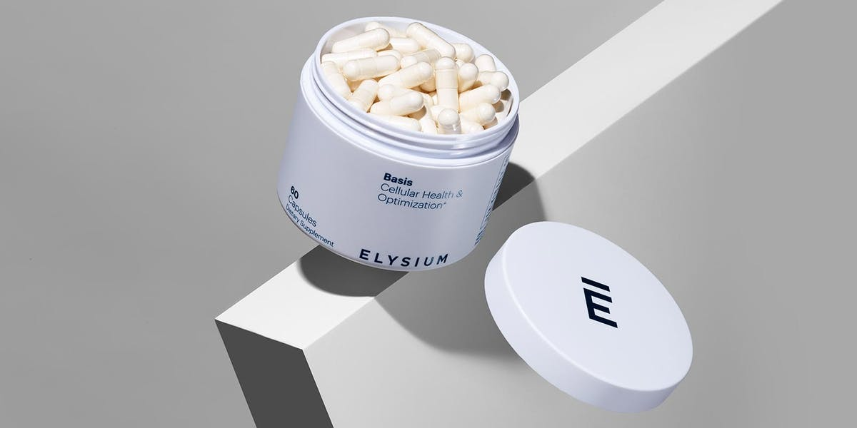 Elysium Health's new supplement 'Basis'