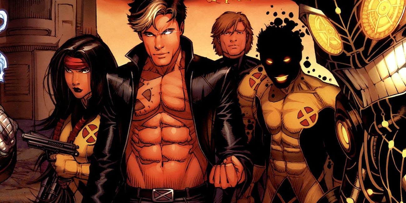 New Mutants Marvel