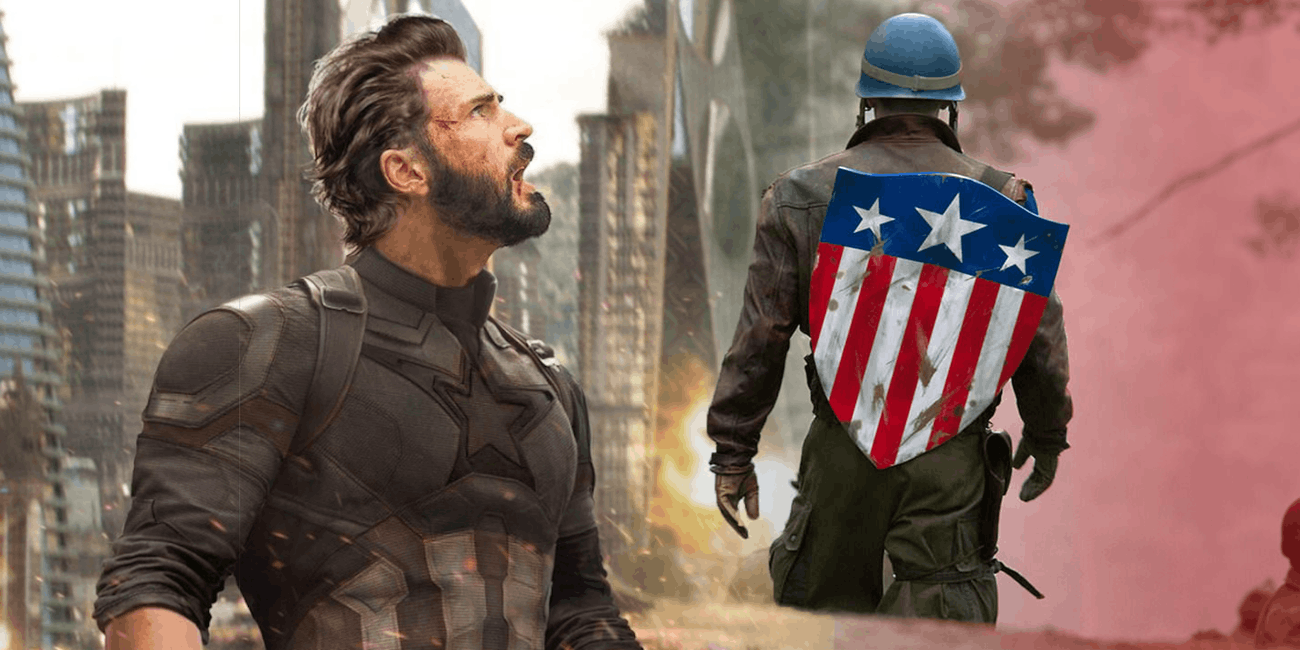 How 'Captain America' Set-Up that Bizarre Cameo in 'Infinity War'