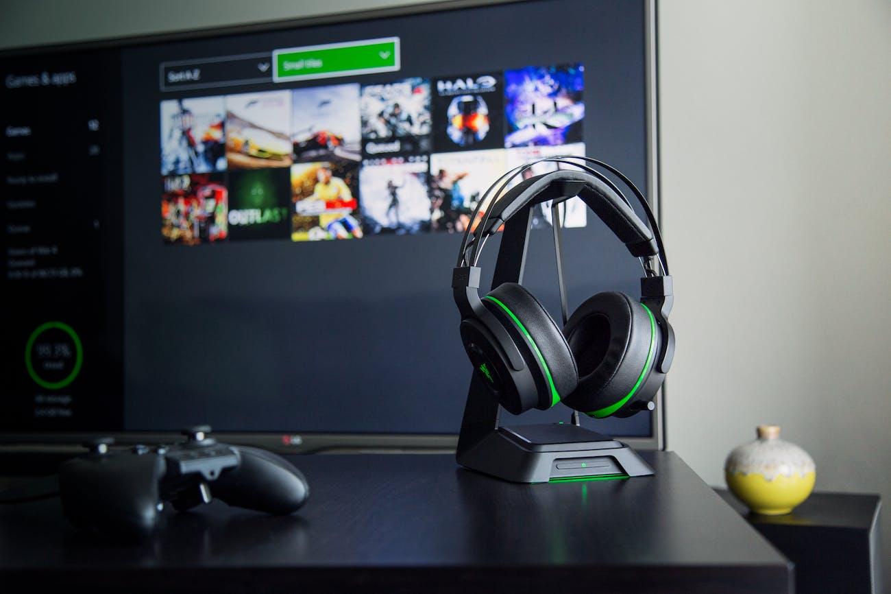 Razer Thresher Ultimate gaming headset E3 2017
