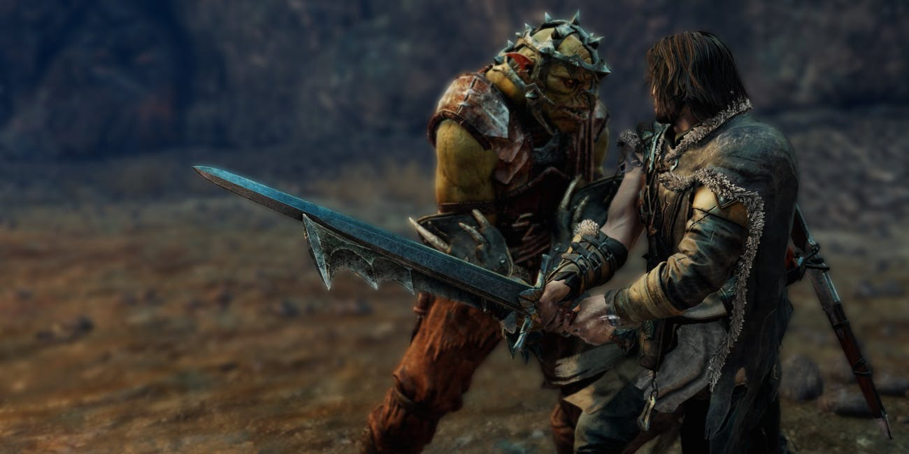 Monolith Productions Middle-earth: Shadow of Mordor Talion