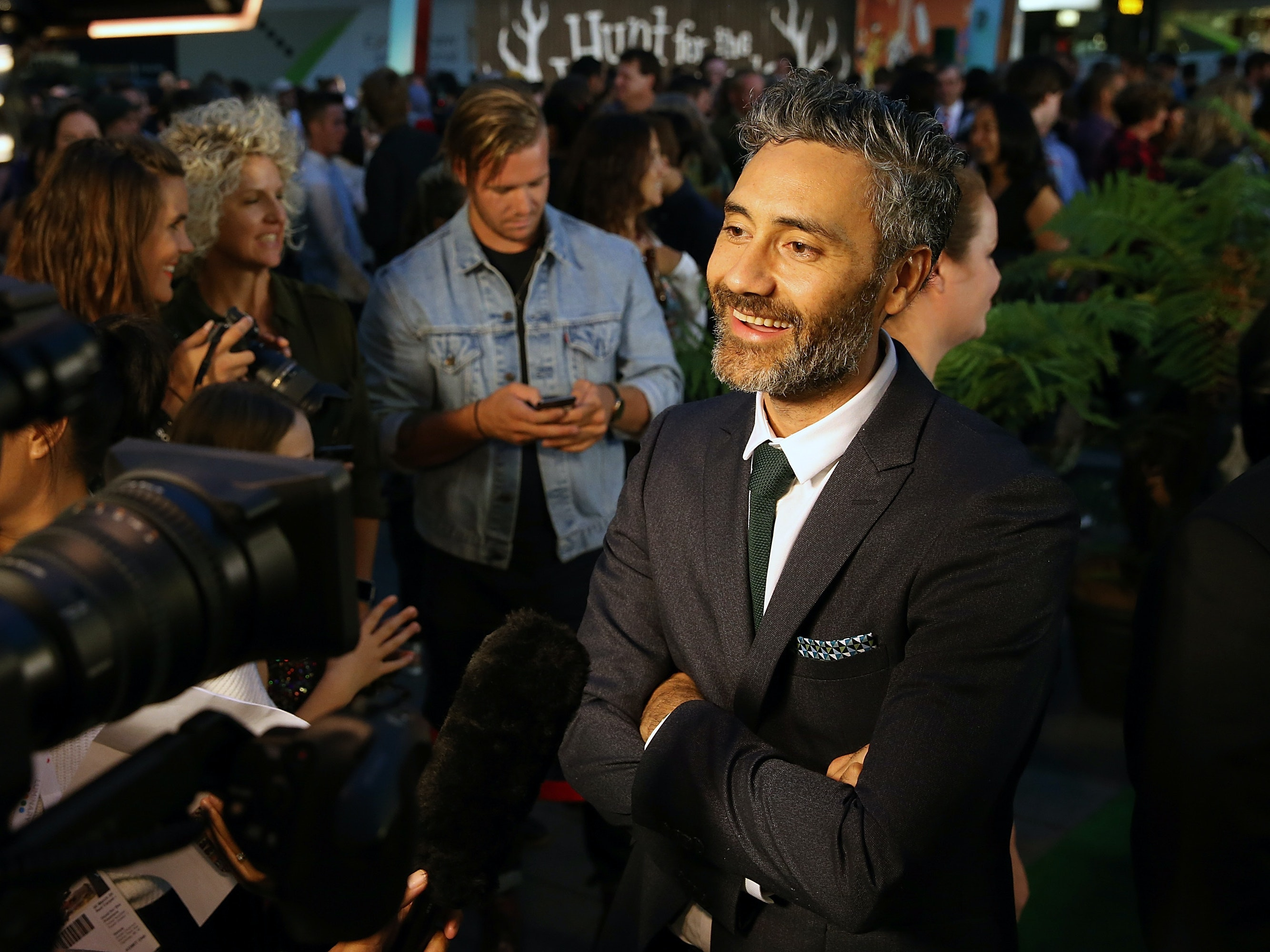 Taika Waititi Doesn't Give a Fuck About the MCU