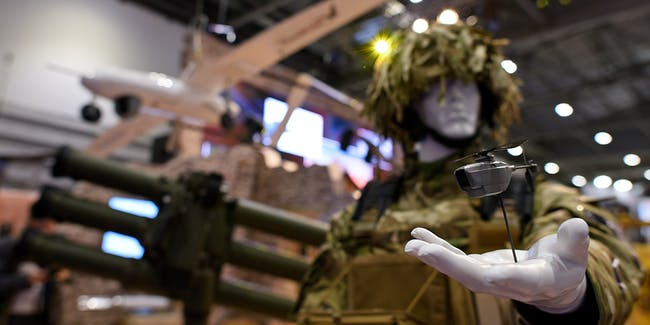 The Militarys Micro Drones Arent Armed For Now
