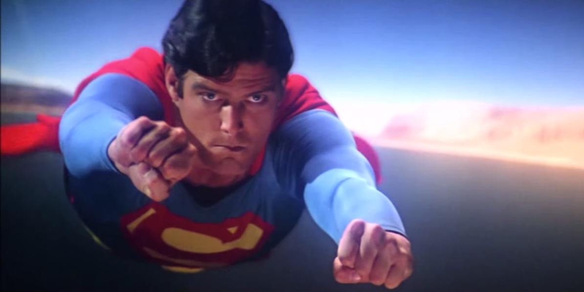 Trik Termahal untuk Membuat Superman Belajar Terbang di Film Perdana