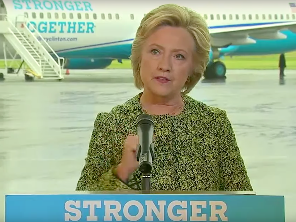 Hillary Clinton: To Counter Terrorism, Enlist Silicon Valley