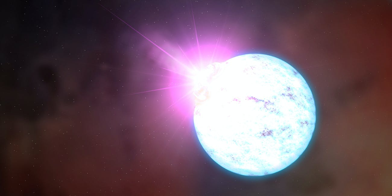 magnetic neutron star magnetar