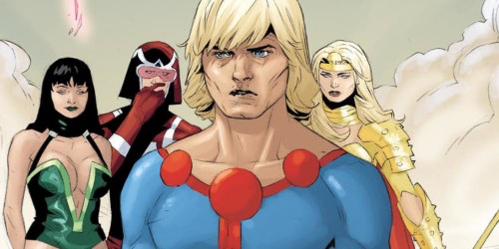 Image result for the eternals movie cast
