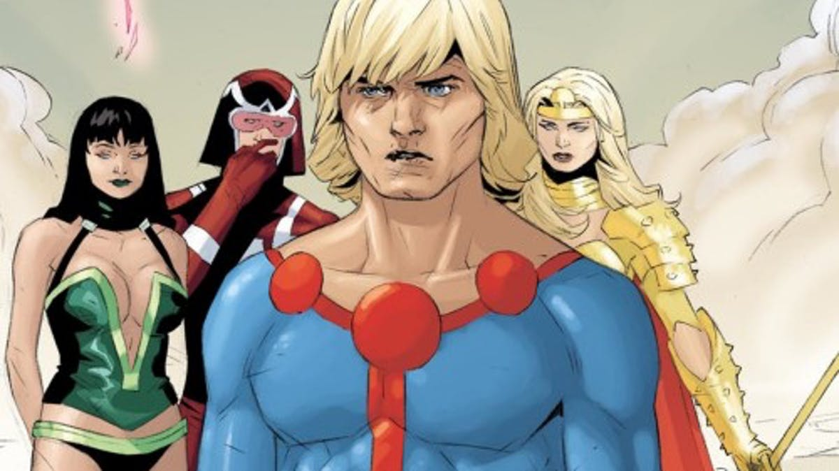Image result for marvel eternals