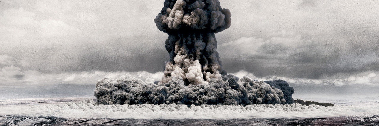 Nuclear Explosion 1280X1024 Wallpaper