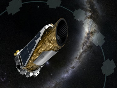 What Kepler's New Image May Tell Us About Rosetta's Comet