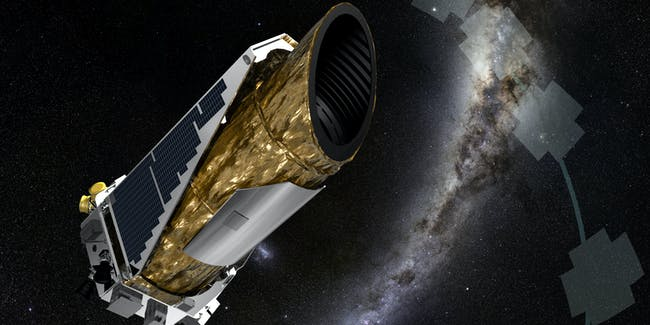 As part of the 10th campaign during its K2 mission, the Kepler Space Telescope turned its sights to comet 67P.