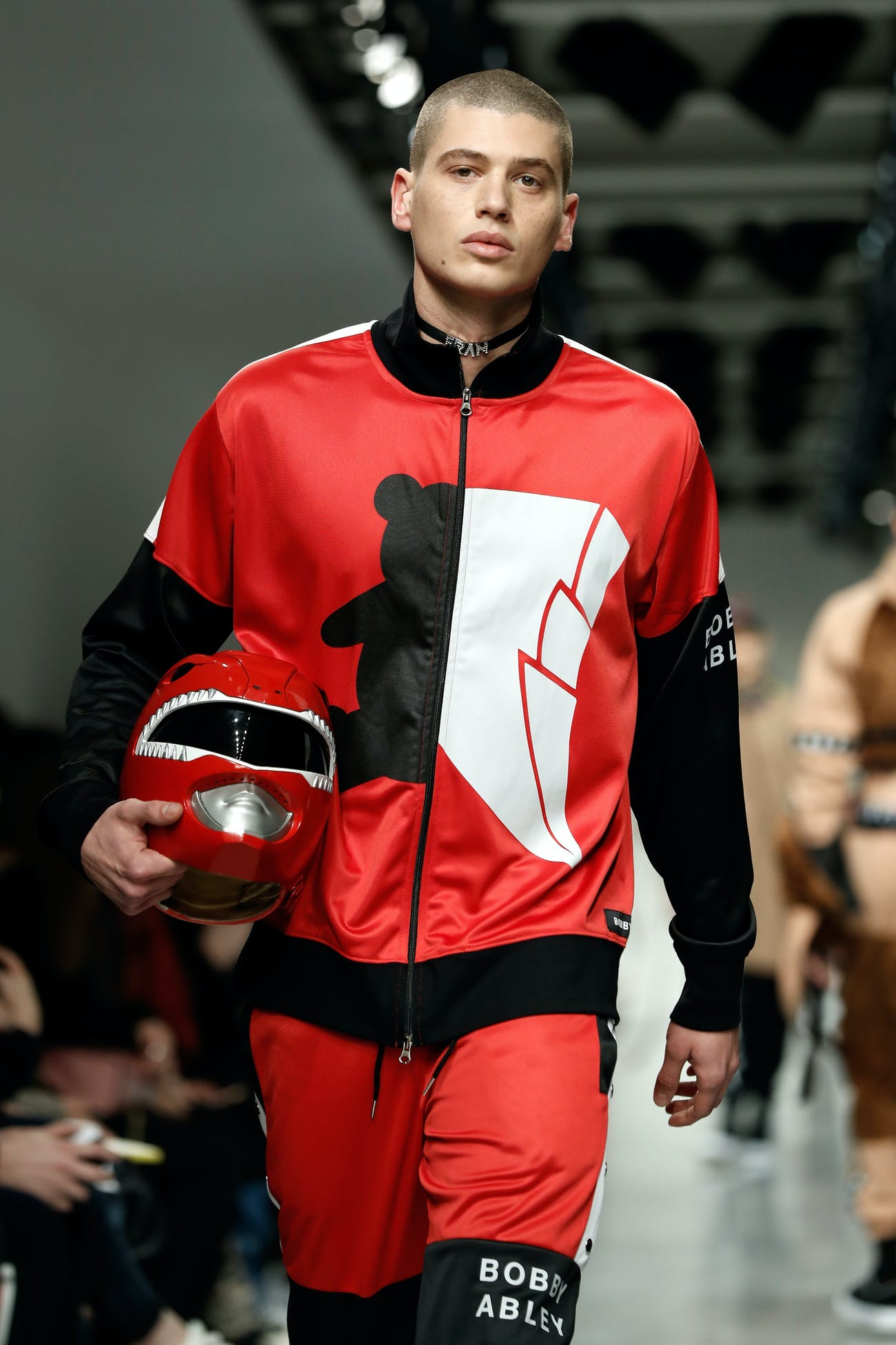 Power Rangers Fashion Bobby Abley