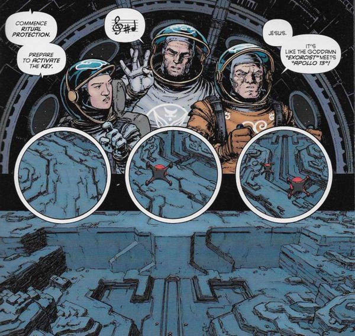 Nameless' Was the Scariest Comic Book of 2015 | Inverse