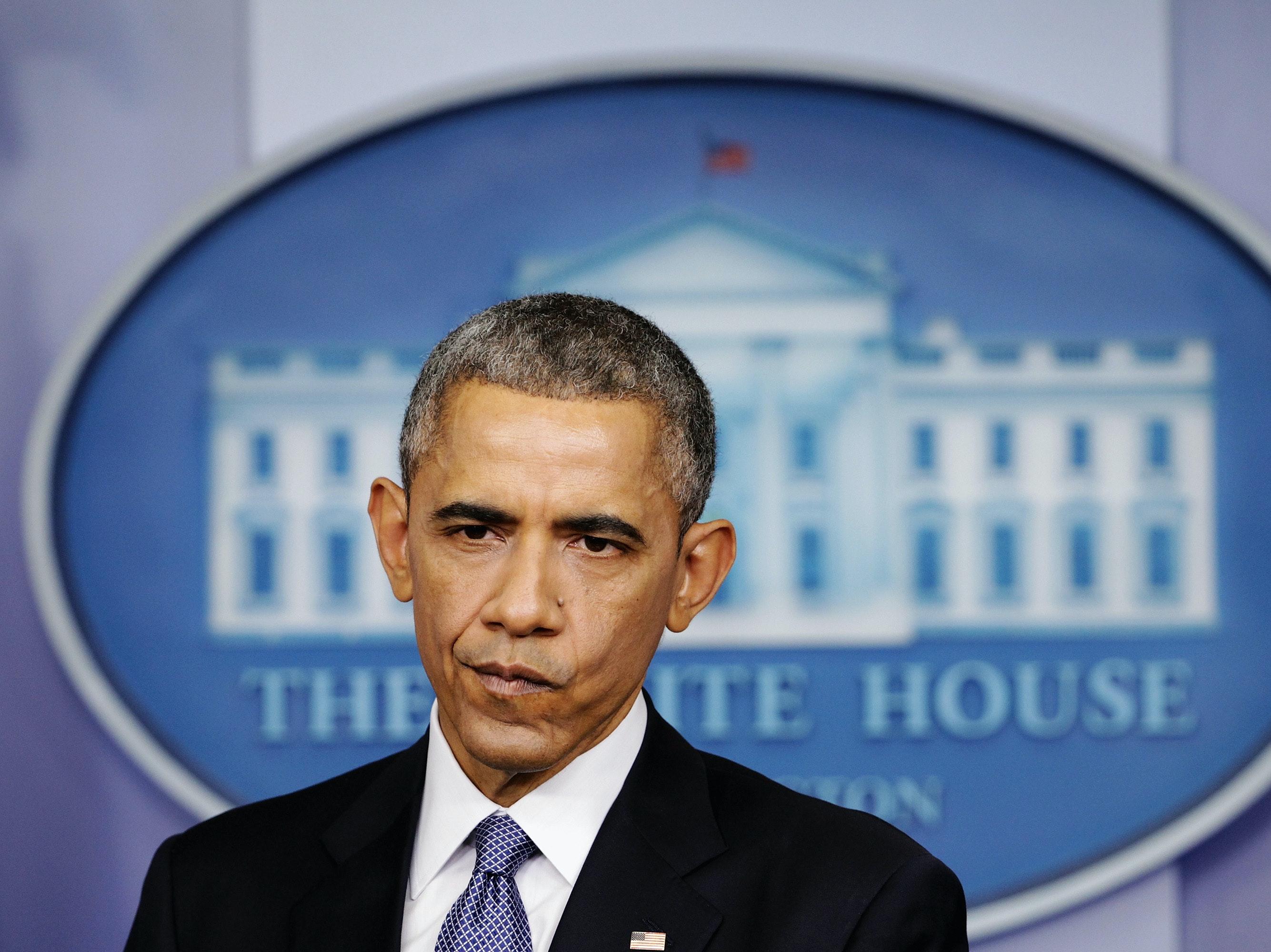 Obama Says Fake News Is Impeding Progress on Climate Change