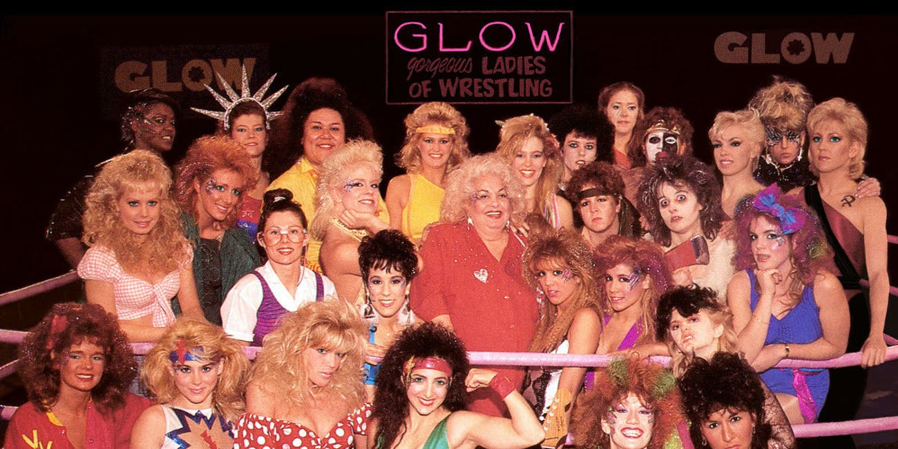 Image result for the real glow girls