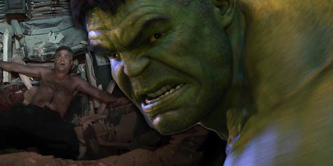 Hulk Infinity War