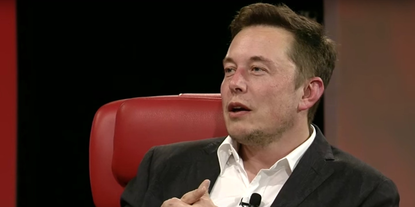 Elon Musk talks about neural mesh at the Code Conference.