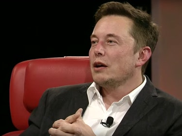 """Elon Musk Thinks A.I. Will Take Over, but """"Neural Lace"""" Will Save Humanity"""