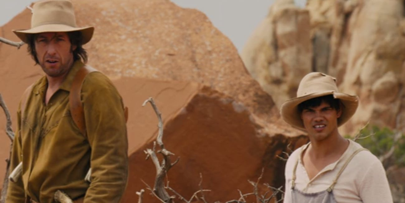 The Ridiculous Six' Is a Poop-Filled Beginning to Netflix's