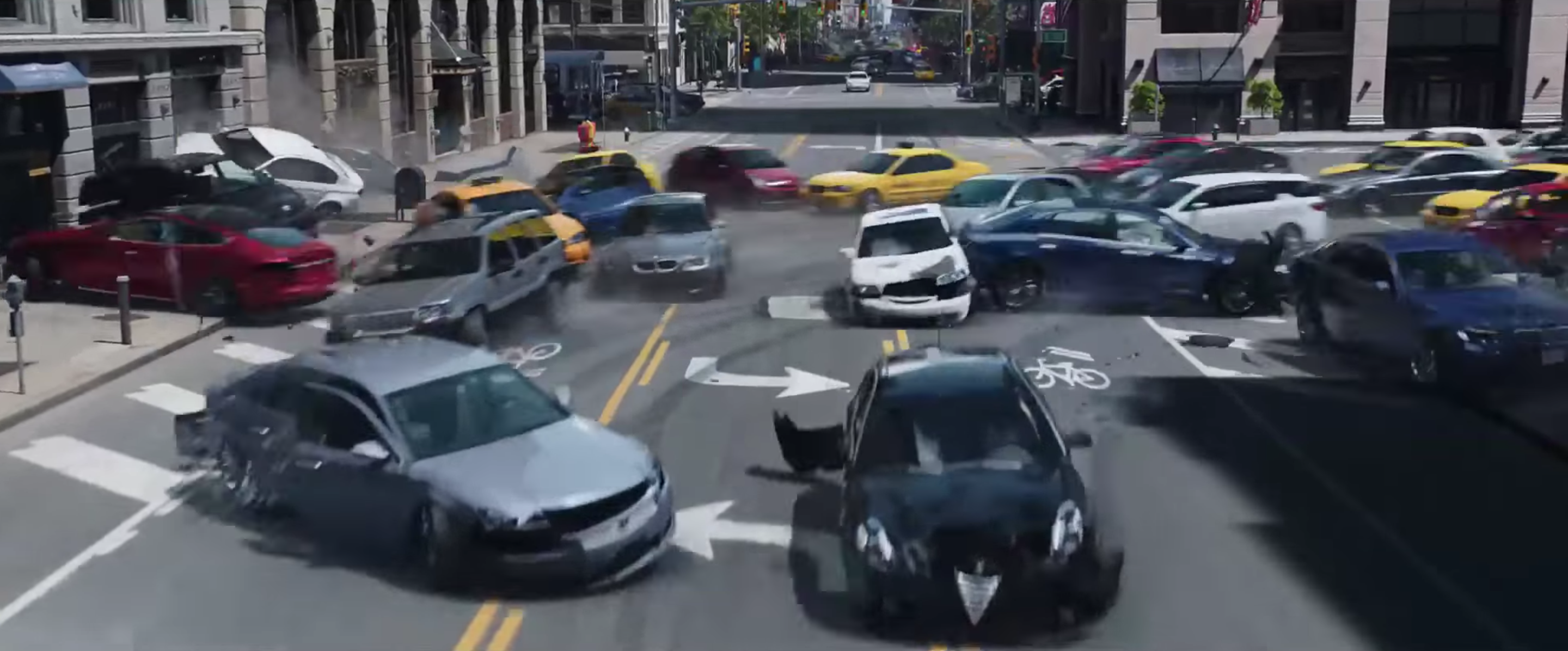 How the Car Hacking Scene in 'Fate of The Furious' Could