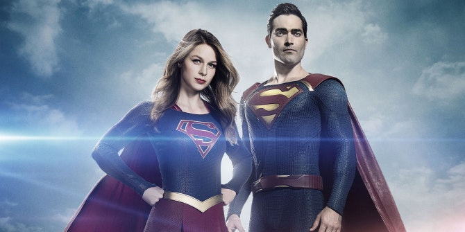 Superman in 'Supergirl' Season 2