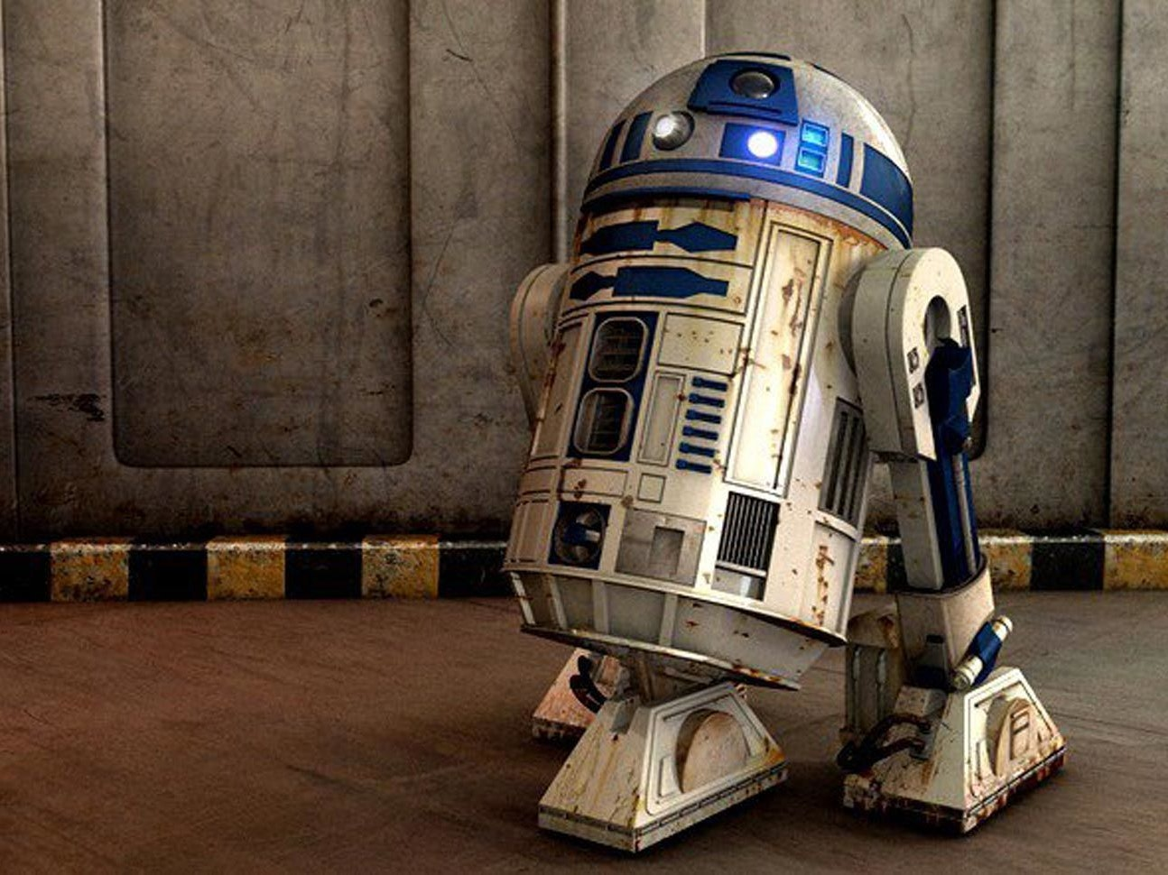 Why It Looks Like R2-D2 Will Appear in 'Rogue One'
