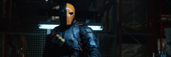 arrow deathstroke slade wilson