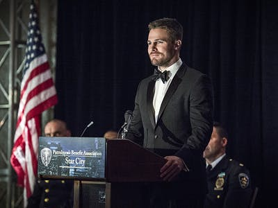 'Arrow' Skewers the 2016 Election With Oliver Queen's Mayoral Candidacy