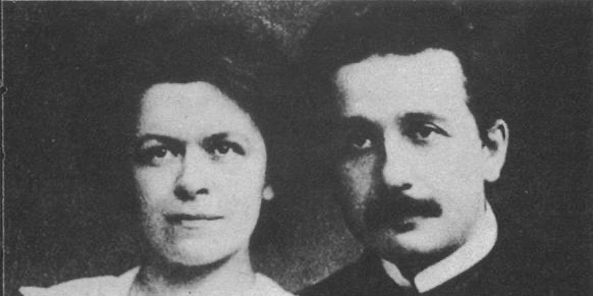 Albert Einstein Mileva Maric Genius National Geographic