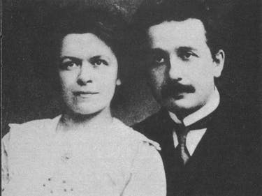 Who Was Mileva Maric?