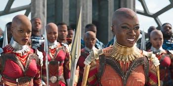 Black Panther Wakanda