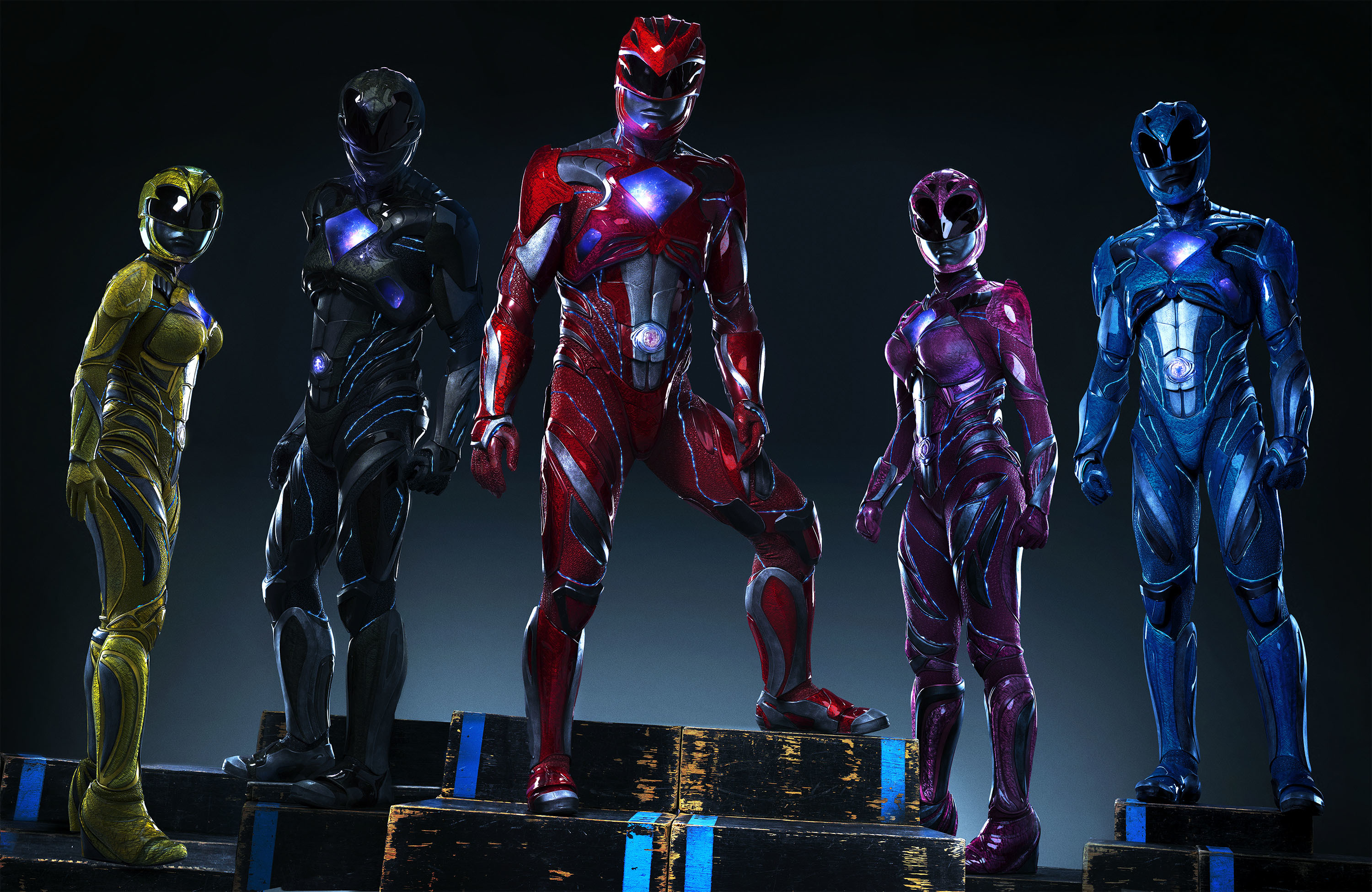 Lionsgate Interested In Making Seven More Power Rangers Movies