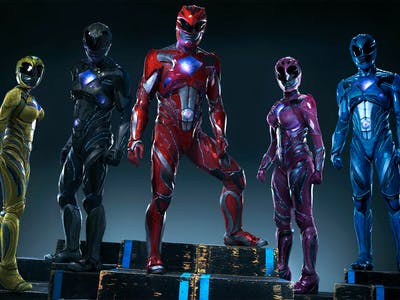 'Power Rangers' Is 'Looking Great,' Could Have Seven Sequels, Says Lionsgate CEO