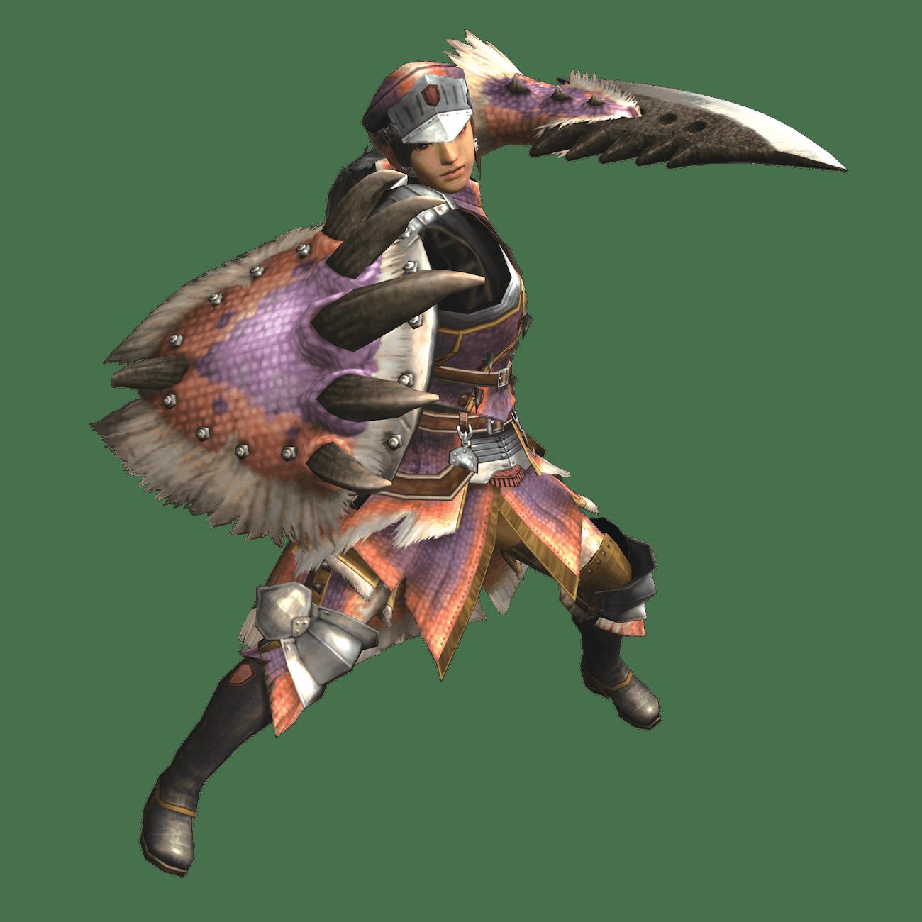 The Best Starting Armor in 'Monster Hunter Generations