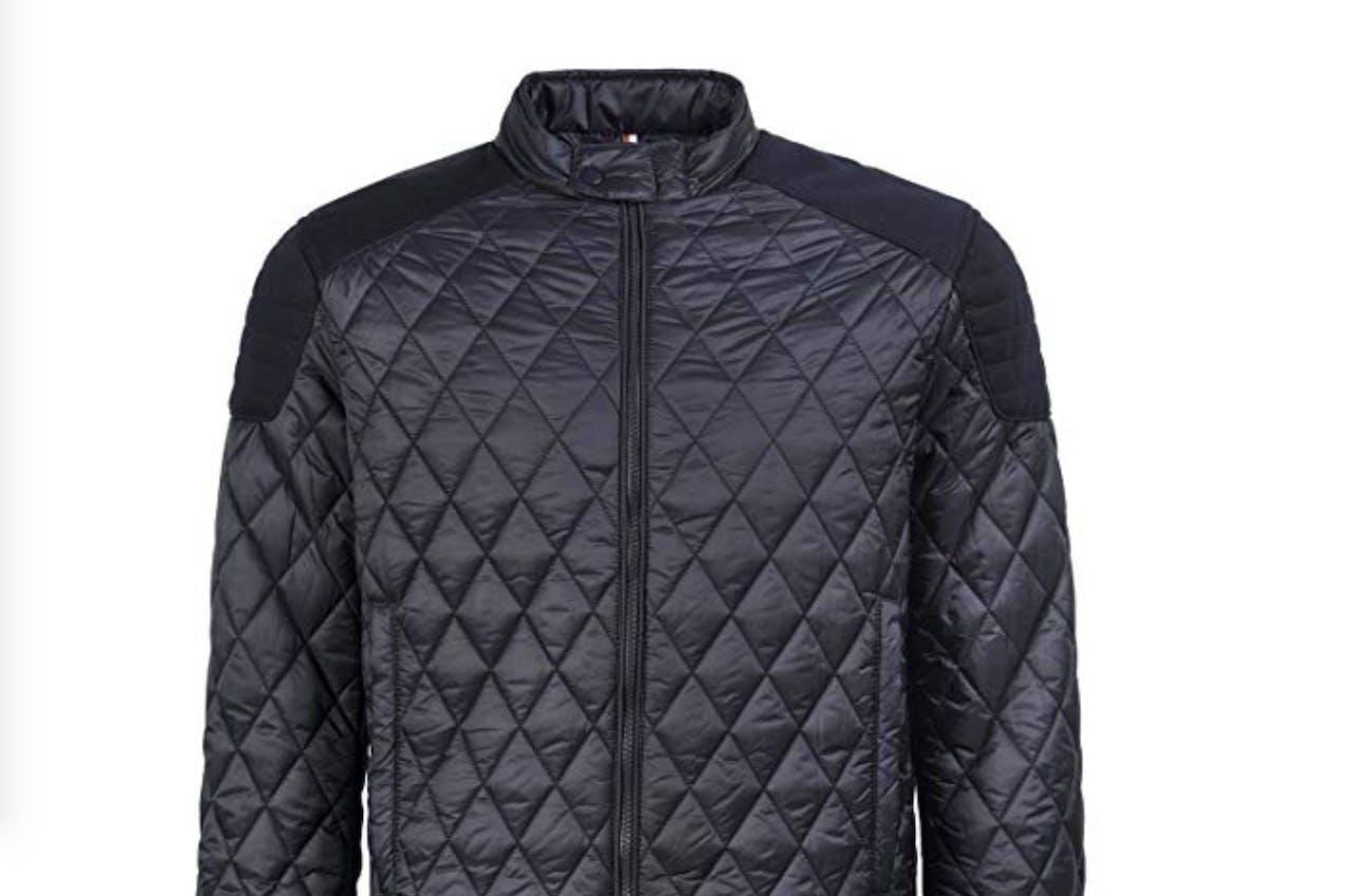CIVICO 76 Men's Ultra Lightweight Winter Cotton Jacket