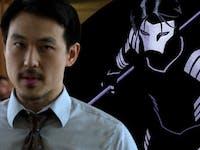 Iron Fist Samuel Chung Daredevil