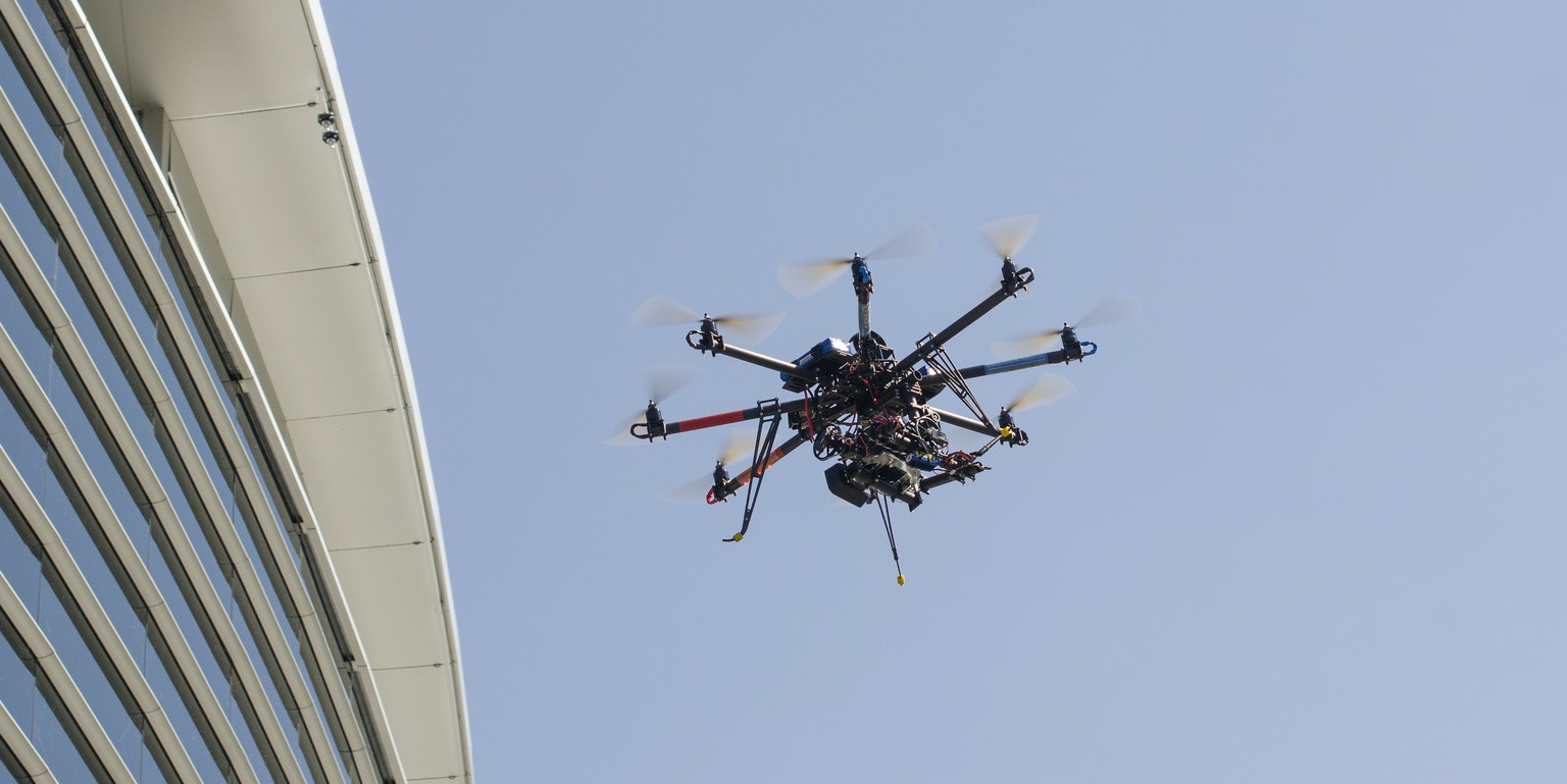 FAA Drone Regulations Get Real: UAV Photo Company Fined $1 ...