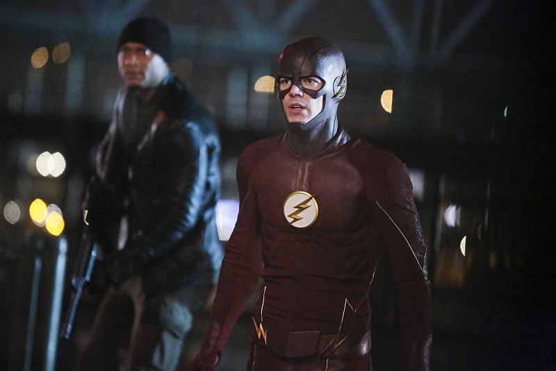 The Flash Who Is Jake Eric