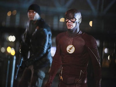 'The Flash' Breaks All the Rules with Zoom's Identity and King Shark